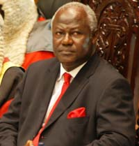 His Excellency Ernest Bai Koroma