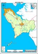 Western Area Map