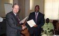 Government of Sierra Leone, UNDP Agree and Sign Country Programme Action Plan for 2013-2014