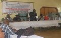 Second DHRC National Consultative Conference and training takes place in Bo