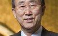 Message of the United Nations Secretary-General, Ban Ki-Moon on World Environmental Day, 5 June 2012