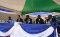 'NO DISCRIMINATION IN THE USE OF SLBC… PRESIDENT KOROMA WARNS